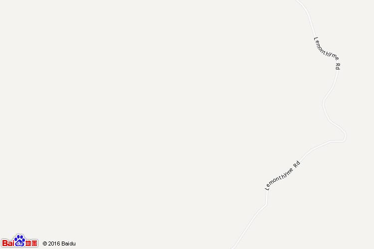 塔斯马尼亚地图