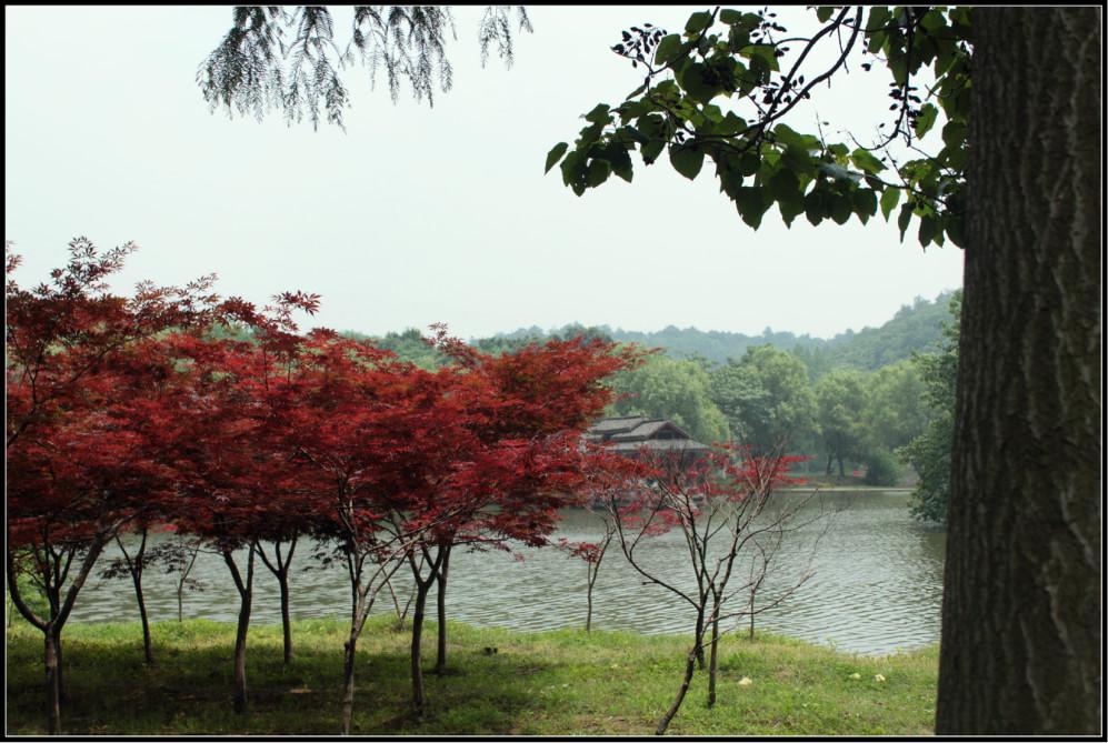 南京将军山风景区