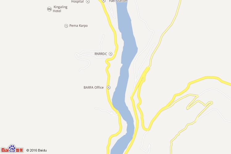 旺杜波德朗地图