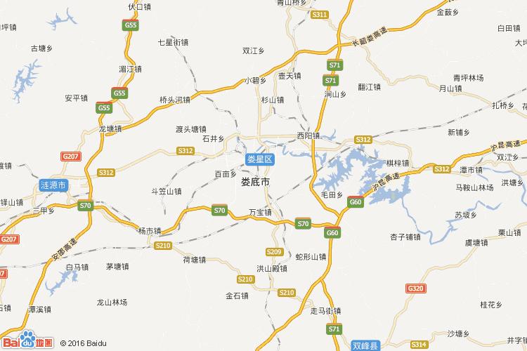 湖南地图查询 湖南地图全图高清版