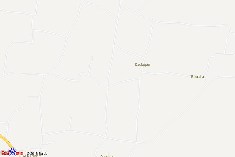 比哈尔邦地图