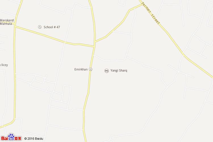 撒马尔罕地图
