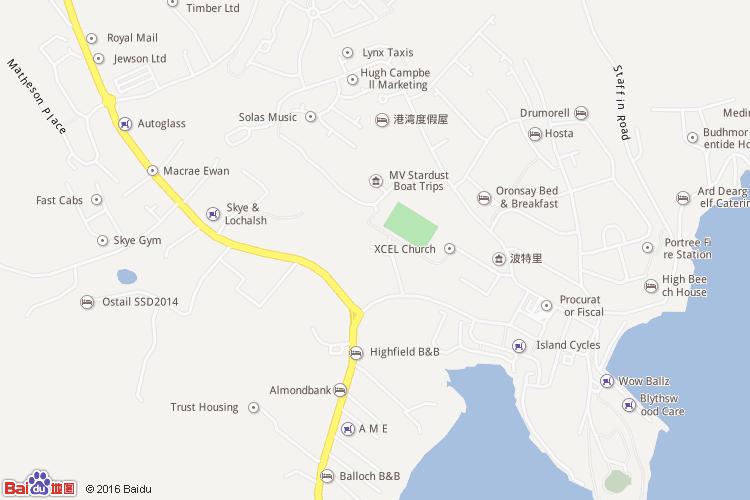 斯凯岛地图查询 斯凯岛地图全图高清版