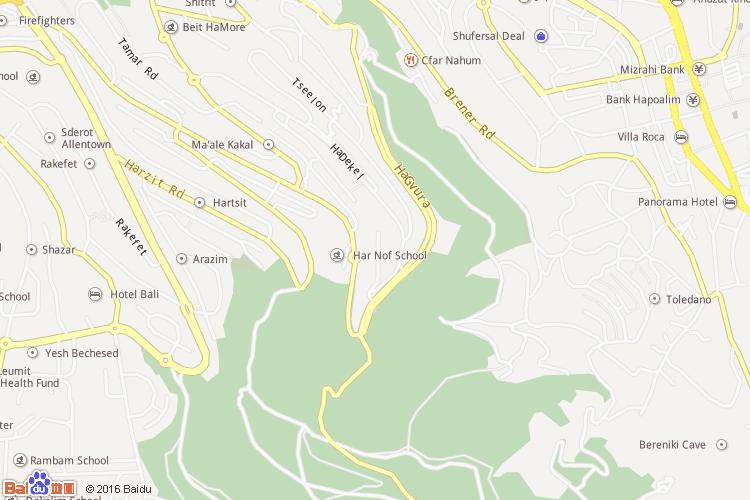 > 加利利湖地图图片