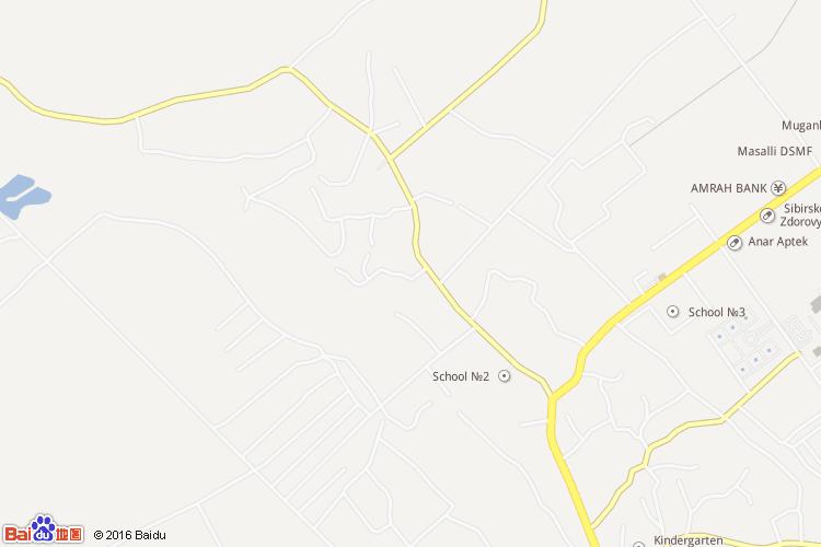 马萨雷地图