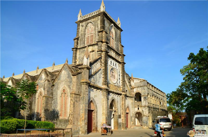 盛塘天主教堂