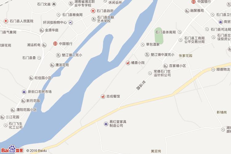 桃源地图查询 桃源地图全图高清版
