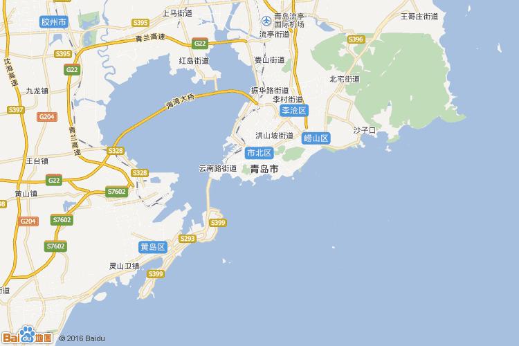 山东日照离青岛多远