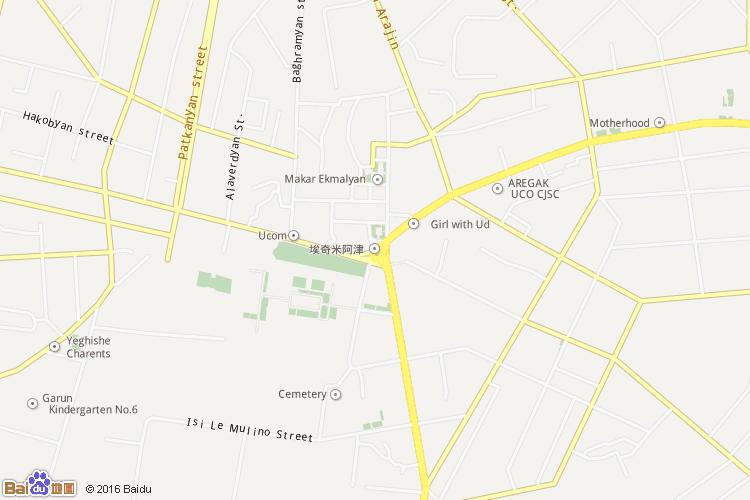 埃奇米阿津地图
