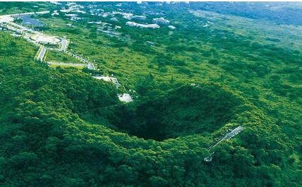 雷琼火山群世界地质公园